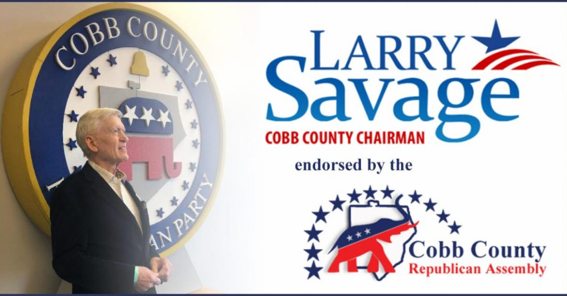 Larry Savage Wins Cobb GRA Endorsement!