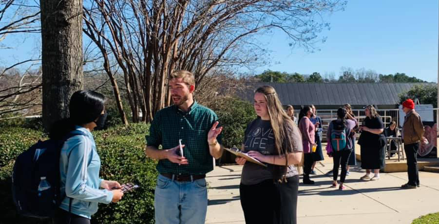 """Should Abortion Remain Legal?"" Survey Sparks Dialogue at Dalton State"