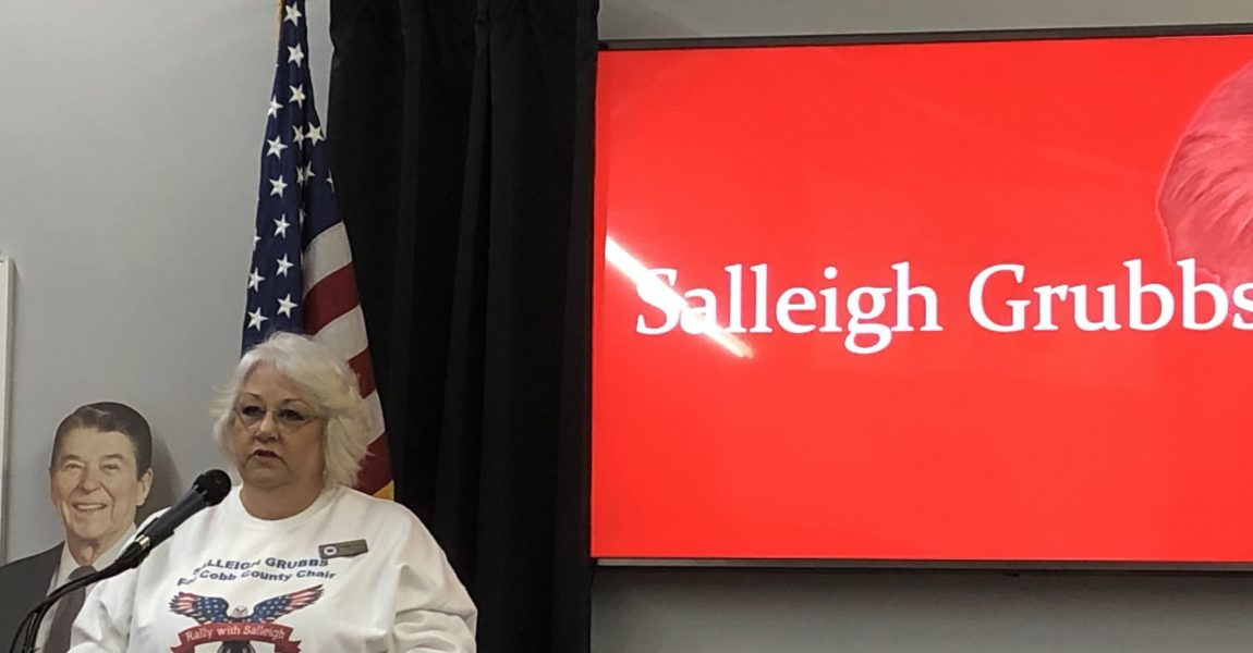 Salleigh Grubbs Announces Her Campaign as the Third Candidate for Cobb GOP Chair