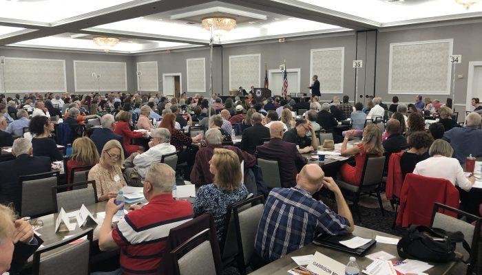 The Cobb GOP's Precinct Mass Meeting Sees Participation Jump