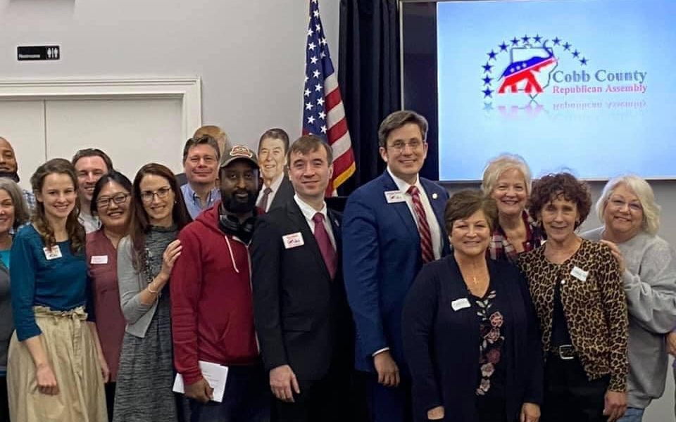 Cobb RAs Has Record Number of Cobb GOP Executive Committee Candidates