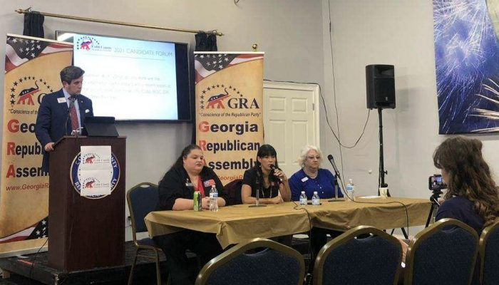 Cobb RAs Hosts Candidate Forum for Upcoming Cobb GOP Convention Election